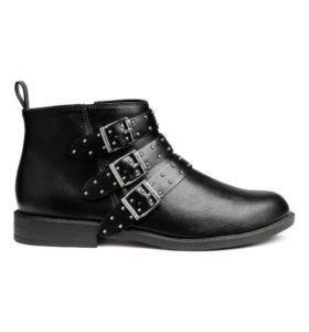 Ботинки новые, фирма H&M