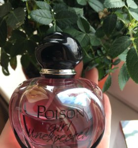 Poison Girl Unexpected от Dior