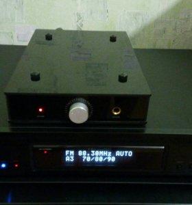 Denon tu 1500ae и Original master headphone
