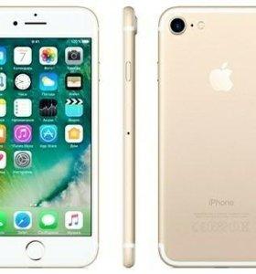 IPhone 7 розовое золото