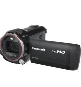 Видеокамера Full HD Panasonic HC-V760 Black