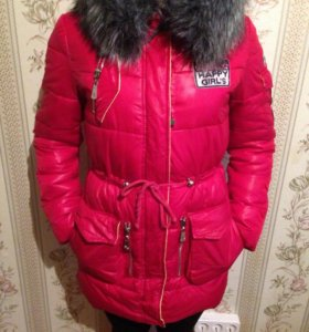 Куртка зимняя в хорошем состоянии!