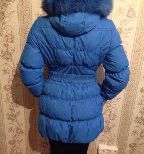Куртка зимняя в идеальном состоянии!