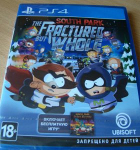 South Park:The Fractured but Whole+Палка Истины