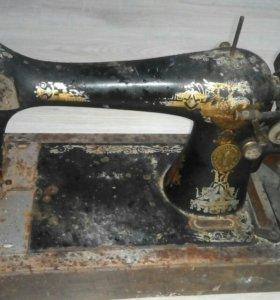Швейная машинка zinger, (Зингер)