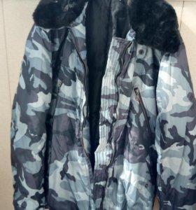 Ursus Куртка мужская на поясе