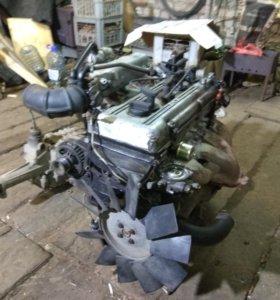 Продам двигатель ЗМЗ 406 инжектор и КПП ГАЗель