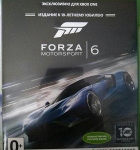 Игра на Xbox one : FORZA MOTOSPORT