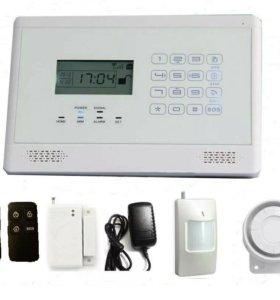 GSM сигнализация для дома, для дачи, для гаража
