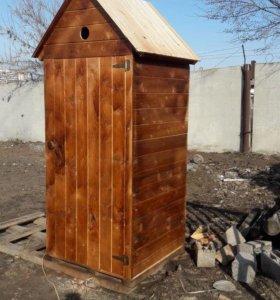 Дачные туалеты и души