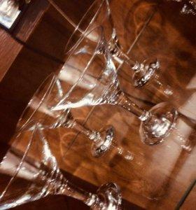 Новый набор бокалов для мартини 🍸