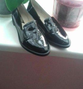 Новый Туфли 36 размер