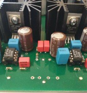 Ремонт апгрейд аудио звуковой электроники