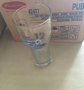 Пивные бокалы 0,5 литра 15 штук