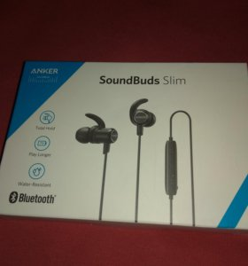 Anker Soundbads slim bluetooth