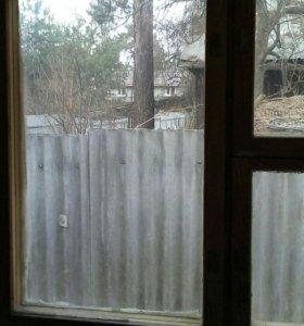 3 ( ТРИ) Деревянных окна