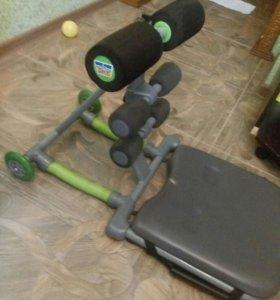 Тренажер для мышц пресса