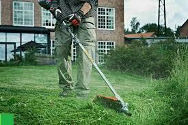 Покос травы, вспашка огородов