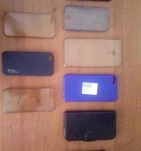 Чехлы на телефоны