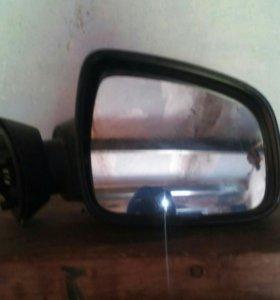 Зеркало правое рено логан