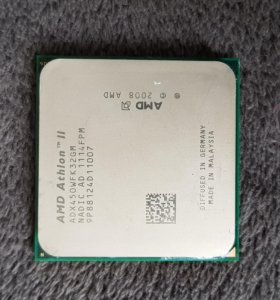 Процессор AMD Athlon II X3 450