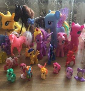 Лошадки pony