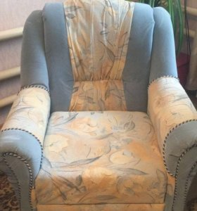 Новое кресло,в идеальном состоянии,небольшой торг