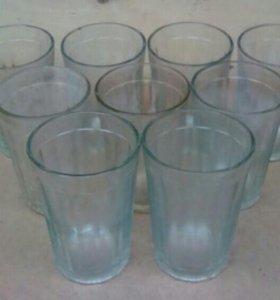 Граненные стаканы