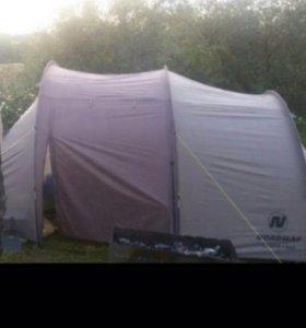 Палатка в хорошем состоянии