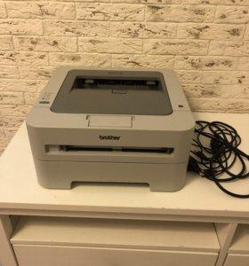 Принтер лазерный Brother 2132R