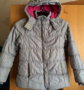 Куртка на  девочку весна-осень