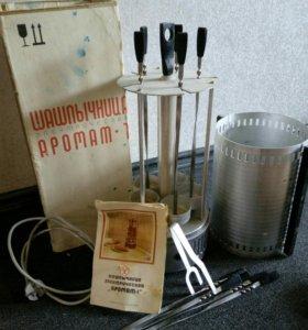 Шашлычница электрическая из СССР