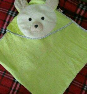 Полотенце-уголок для детей