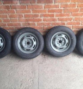 Штампы r13 резина Bridgestone