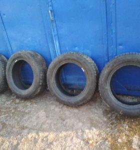 Резина Michelin X-ice 195/60 r15