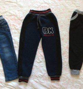 Штаны, шорты,кофты от 2-4 лет