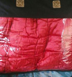 Одеяло ватное,новое140*180