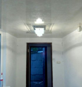 Обои кафель полы потолки