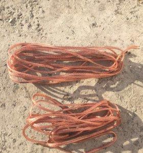Акустический кабель для подключение колонок и саба