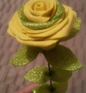 Цветы из фомириана