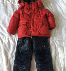 Зимний костюм Гулливер 92размер