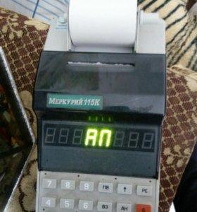 Кассовый аппарат Меркурий115к