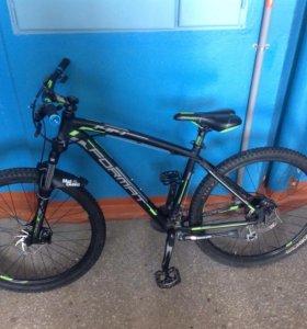 Велосипед марка format 1414 продаю срочно !!!!!