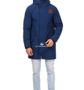 Куртка парка мужская осень весна MTForce