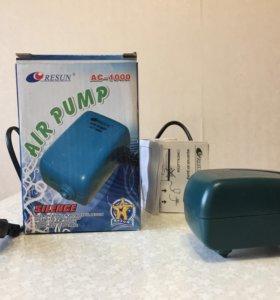 Помпа аквариумная Resin AC-1000