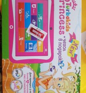 Детский планшет iKids kp 001 red 7 дюймовот 3 до 1