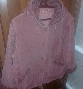 Куртка женская весна-осень 54-56 рр