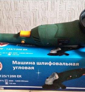 """Машина шлифовальная """"Калибр"""" МШУ-125/1200"""