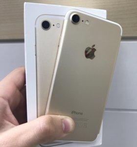 iPhone 7 Gold 32GB imei:355324088408054