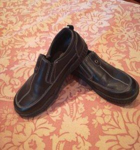 Ботинки Зебра,30